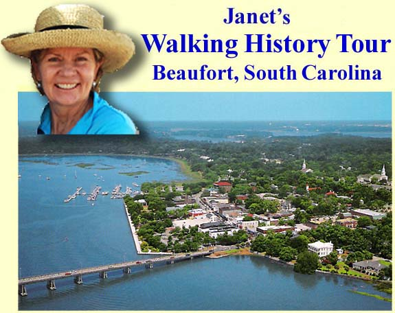 janet's walking history tour