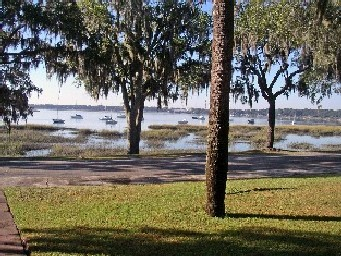 view of beaufort river